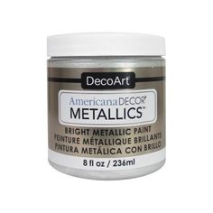 Shop for Decoart Americana Decor Metallics Pearl. Get free delivery On EVERYTHING* Overstock - Your Online Art Supplies Store! Art Deco Diamond, Metallic Paint, Baking Ingredients, Antique Jewelry, Jewelry Collection, Jewelry Box, Pearls, Antiques, Decor