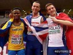Volko získal na halových ME striebro! Belgrade, Sweden, Britain, Sports, Hs Sports, Sport