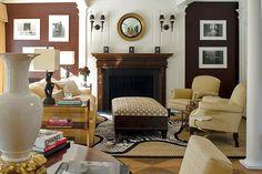 North Shore, Long Island by Jeff Lincoln Zebra Skin Rug, Modern Interior, Interior Design, Architectural Digest, Elle Decor, Guest Room, Beautiful Homes, Design Inspiration, Layout