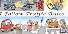 Follow Traffic Rule
