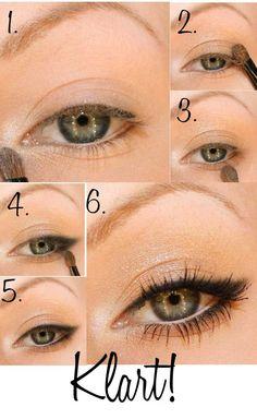 Party Eye Makeup, Eye Makeup Tips, Makeup Inspo, Makeup Inspiration, Beauty Makeup, Daily Makeup, Makeup Ideas, Everyday Makeup, Makeup Geek