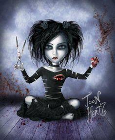 Goth Girl Cartoons                                                                                                                                                     More