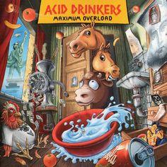 Acid Drinkers - Maximum Overload (2002)