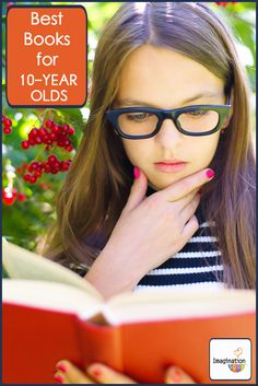 huge list of the best books for 10-year olds #kidlit
