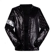 This time we bring King of Pop Michael Jackson Greatest Hit Song billie jean Black Cotton Sequin Jacket which He Wear When He did a Moonwalk First Time In Front Of World…Now You also Can Wear this Jacket Check this Out Now From Our Online Store. Outfits Winter, Outfits Spring, Michael Jackson Merchandise, Sequin Jacket, Jaco, Celebrity Outfits, Black Sequins, Jean Outfits, Black Cotton