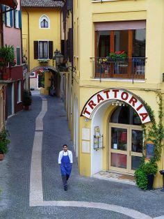 Gardone Riviera, Lake Garda, Brescia, Lombardy, Italy