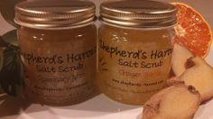 Salt Scrub - Shepherd's Harvest