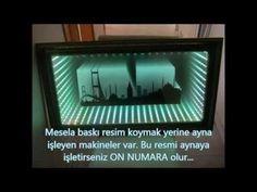 DIY.LED AYNA (SONSUZ AYNA) _Bugün Ne Yapalım?-12-