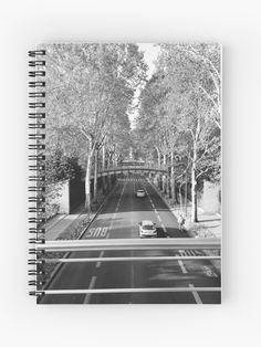 ' Spiral Notebook by lyshoseok Sell Your Art, Spiral, Notebook, Bts, Paris, Montmartre Paris, Paris France, The Notebook, Exercise Book
