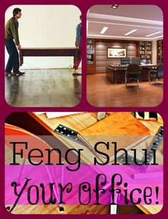 Home Office Feng Shui: A Crash Course In Arrangement Feng Shui Home Office, Feng Shui Paintings, Room, Bedroom, Rum