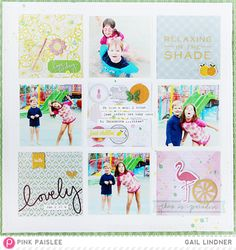 This+Is+Paradise+*Pink+Paislee* - Scrapbook.com