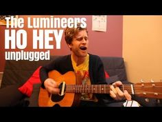 The Lumineers - Ho Hey (unplugged and solo) #acoustic