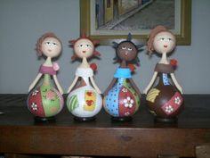 Bonecas de Cabaça (Brazil)