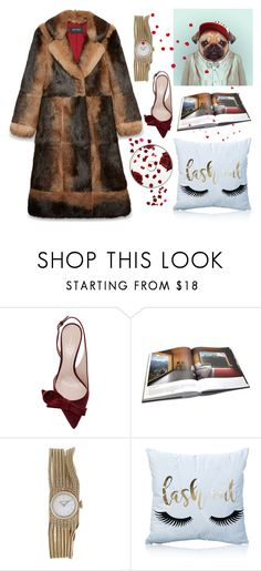 """Surprises for him"" by didesi ❤ liked on Polyvore featuring AERIN, Rolex and Gucci"