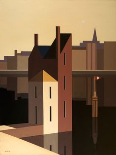 Andy Wooldridge - 'The Counting House' Gloucaster Old Docks