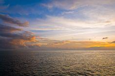 Romantic Sunset captured on Windjammer Landing Sunset Cruise