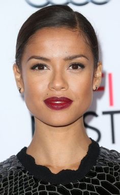 """Gugu Mbatha-Raw, Actress: Beyond the Lights. Gugu, short for Gugulethu which is Zulu for """"Our Pride"""", was born in the John Radcliffe Hospital, Oxford, England. Her mother, Anne Raw, is a Caucasian English nurse, and her father, Patrick Mbatha, is a Black South African doctor. Her parents separated when she was a year old, and she was brought up by her mother in the town of Witney, Oxfordshire (she is still close to her father). She joined ..."""