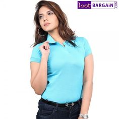 http://www.lootbargain.com/products/clothing_and_accessories/womens_casual_wear/india/4873  Clifton Branded Womens Polo T-shirt    Sale Prce: Rs. 329