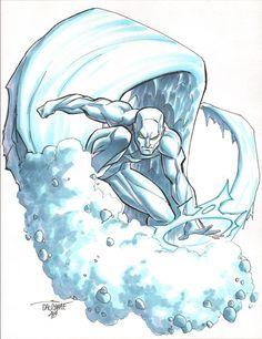 Iceman by Scott Dalrymple