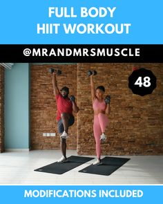 Full Body Dumbbell Workout Full Body Dumbbell Workout,Fitness Related posts:Glute Workout Routine - Glute workout Days of HIIT Advanced Workout - Hiit workouts at Tipps gegen den inneren Schweinehund Mehr Selbstdisziplin. Hiit Workout At Home, Gym Workout Videos, Gym Workouts, At Home Workouts, P90x Workout, Hiit Abs, Cardio Hiit, Workout Men, Workout Plans