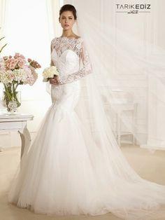 So much beauty ! La Collection 2014 Tarik Ediz #eventsbymikysah #weddingblog #bridalfashion #inspiration