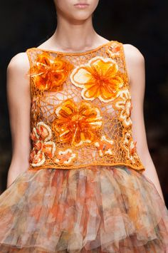 Rose-Style, 6knitter6: Laura Biagiotti Spring 2014
