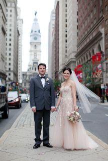 Philadelphia Wedding from Ashley Bartoletti Photography + Robertson's Flowers | Photos