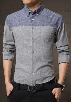 Get $10 instant discount on this Men's Long Sleeve Button Front Casual shirt. Reg $39.95. Now $29.95! Description: Mens Color Block Long Sleeve Shirt Fabric: Cotton Blend Color Available: Blue, Grey,