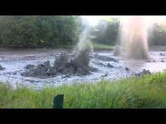ALERT Major Geologic movement in Ontario Canada — Methane Gas Geyser bursts from the ground | Freedom Fighter Reports. June 22, 2015...  is up at the top of the Madrid Fault line?