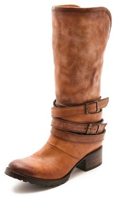 Freebird by Steven Dillon Shearling Boots on shopstyle.com