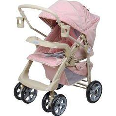 Single Stroller, Harajuku Fashion, Reborn Babies, Baby Strollers, Alice, 1, Cars, Children, Crochet Bows