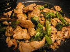 Dijon Broccoli Chicken