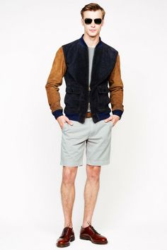 J.Crew | Spring 2014 Menswear Collection | Style.com