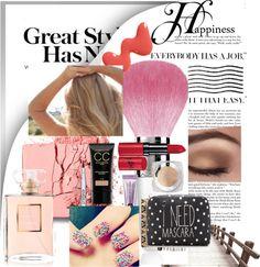 Let's start this week #let  's #start   #this   #week  ... naturalmente in #bellezza   #beauty  +CHANEL  #chanel  +Guerlain  #guerlain  now on my #fashionblog  www.robyzlfashionblog.com