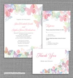 35+ Free Printable Wedding Invitations | 21st - Bridal World ...