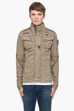 372342e731 G Star-gstar khaki recolite zip jacket. tylted · Men s Clothing ...