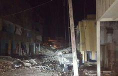 Φονικός σεισμός 7,8 Ρίχτερ στο Εκουαδόρ