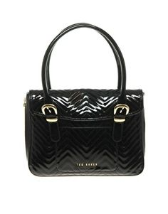 Ted Baker Quilted Flap Shoulder Bag - StyleSays