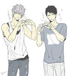 埋め込み画像 Kuroko's Basketball, Body Reference, Kuroko No Basket, Cute Anime Guys, Haikyuu, Cute Pictures, Anime Art, Vorpal Swords, Illustration