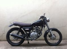 new 125 cafe motorcycle - Google Search: