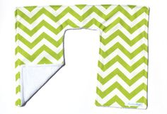 FINALLY! A full coverage burp rag that stays in place! Find all of our current styles at www.BambinoBurper.com