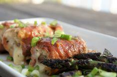 Puistolan bistro: Parsaa ja kana saltimbocca alla Romana Chicken, Meat, Food, Eten, Meals, Cubs, Kai, Diet