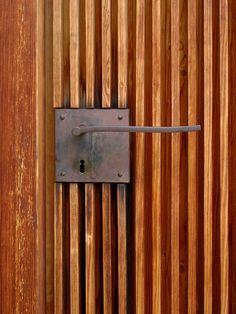 door lever: capluta sogn benedetg, zumthor