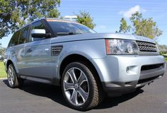 2011 Land Rover Range Rover Sport West Palm Beach, FL #landroverpalmbeach #landrover #rangerover http://www.landroverpalmbeach.com/