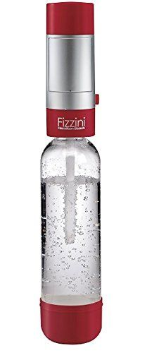 Hamilton Beach Fizzini Hand-Held Carbonated Soda Maker (Red-Silver) >>> This is an Amazon Affiliate link. More info could be found at the image url.