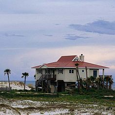 St. George Island--Southern Living.  Interested in vacationing in the area?  Click here for accommodations: http://collinsvacationrentals.com/