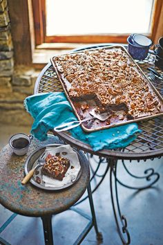 Wickedly Delicious Chocolate Desserts: Texas Sheet Cake with Fudge Icing