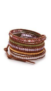 Chan Luu Beaded Wrap Bracelet | SHOPBOP