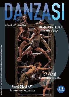 DanzaSì Anteprima DanzaSì numero 313 di maggio 2017