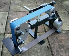 Knife Grinding Equipment - Ukbladesforum.co.uk